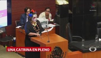 Xochitl Gálvez Catrina Senado República Legisladora