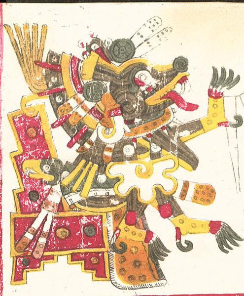 Xolotl-dios