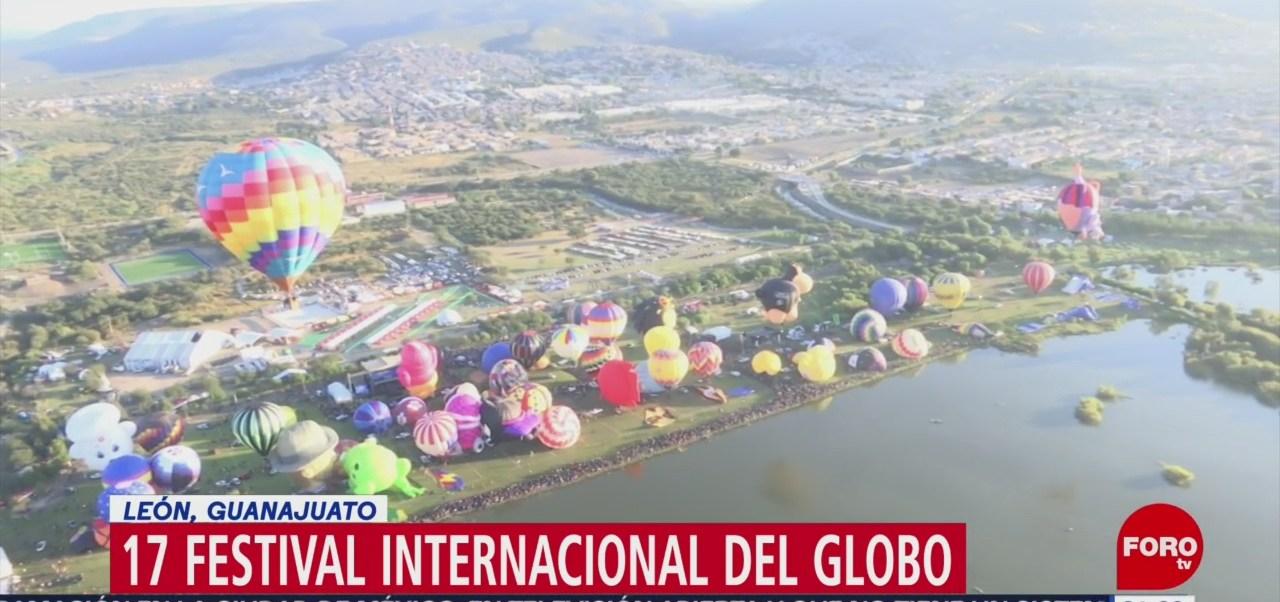 17 Festival Internacional Del Globo En León