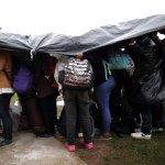 migrantes padecen enfermedades respiratorias cambios bruscos temperatura