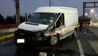 Accidente automovilístico revela traslado ilegal de migrantes en Monterrey
