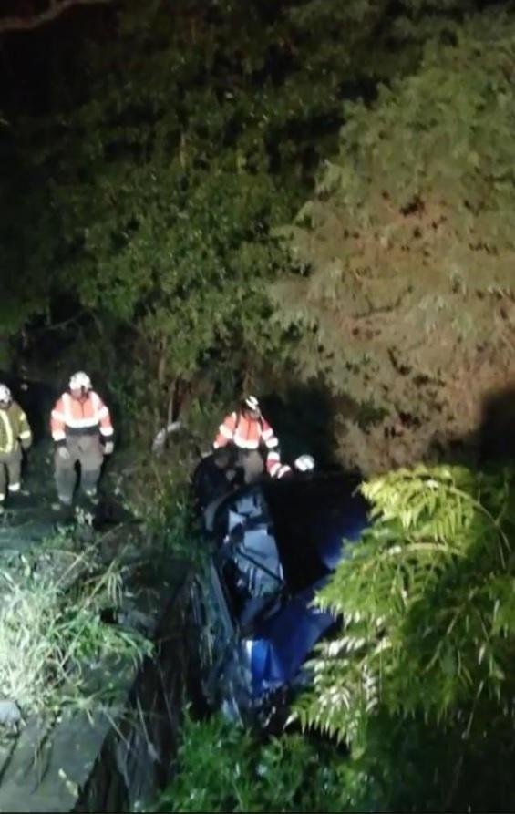 Accidente en Nuevo León deja seis muertos y 14 heridos