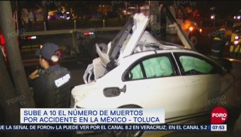 Accidente en Santa Fe: Sube a 10 la cifra de muertos por accidente