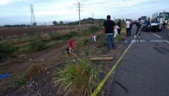 muertos accidente carretero mochis sinaloa mueren