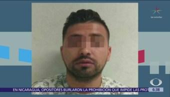 Acusan a 'El Pistache' por delincuencia organizada