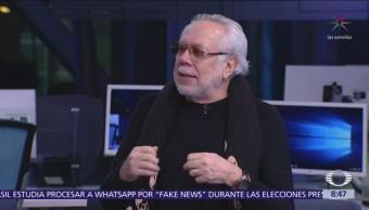 Luis de Llano presenta su libro 'El Órbix, crónicas del mañana de hoy'