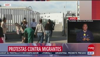 Albergues Tijuana Son Insuficientes Para Migrantes
