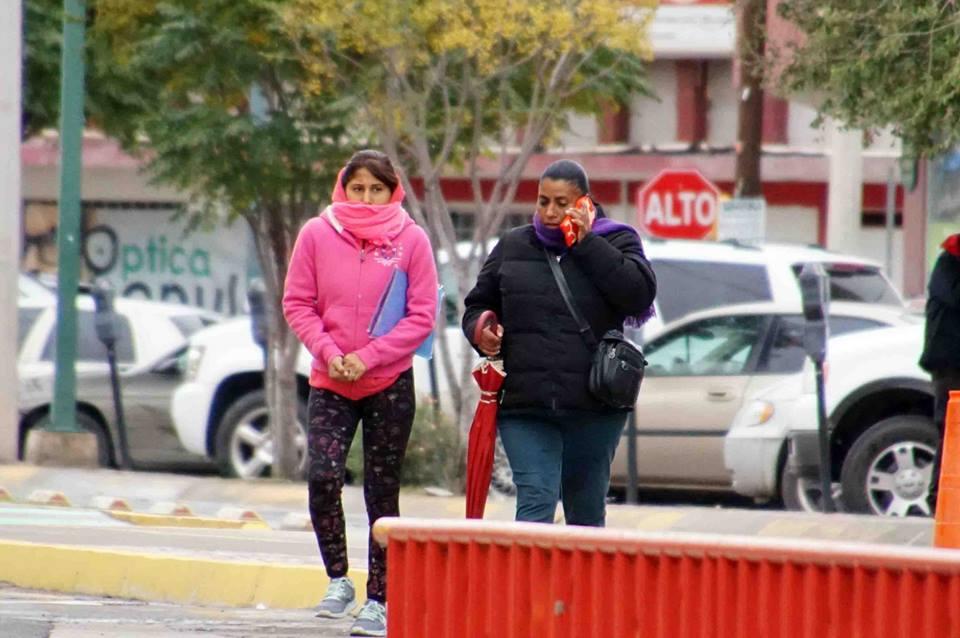 Alerta en Ciudad Juárez, Chihuahua, por descenso de temperaturas