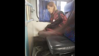 Chofer Transporte Mujer Alzheimer Fresia Conductor