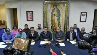 Amieva ofrece disculpa por abusos policiacos en San Juan Ixhuatepec
