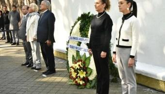López Obrador conmemora el 108 aniversario de la Revolución Mexicana