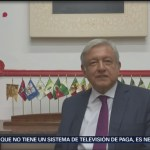 AMLO agradece a mexicanos por participar en segunda consulta