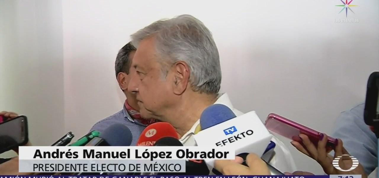AMLO anuncia consulta sobre el Tren Maya
