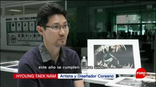 Así Se Diseñaron Personajes The Last Of Us Draw Break 2018 Hyoung Nam Responsable Del Diseño De Personajes Del Famoso Videojuego