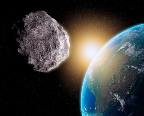 Asteroide podría impactar la Tierra con la fuerza de una bomba nuclear