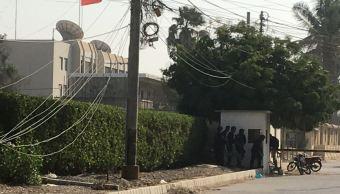 ataque contra consulado chino en karachi deja seis muertos