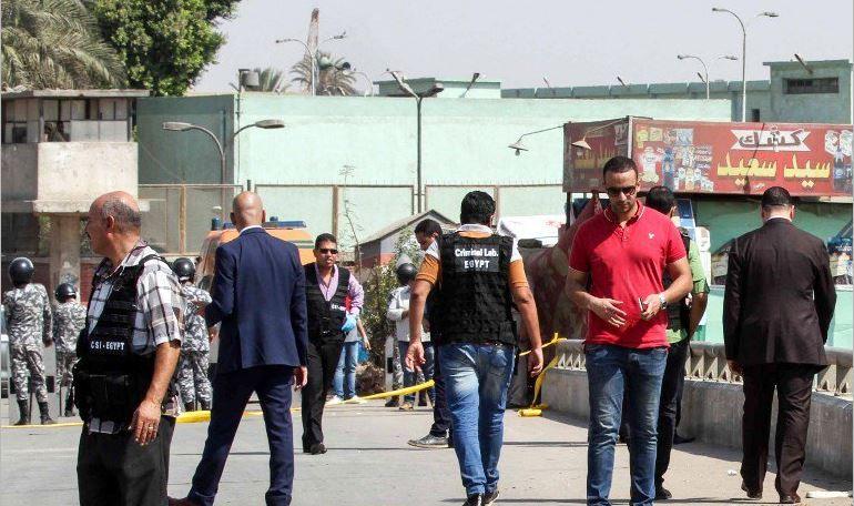 Ataque contra autobúsde cristianos coptos en Egipto
