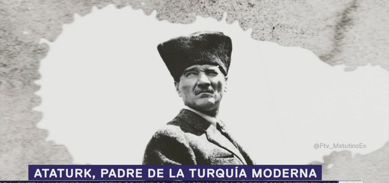 Ataturk, el padre de la Turquía moderna