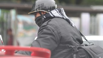 Frente frío provoca vientos y bajas temperaturas en Sonora