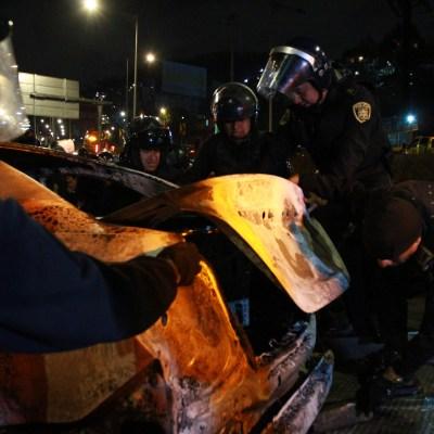 Policía Federal: Hubo infiltrados en bloqueo de San Juanico