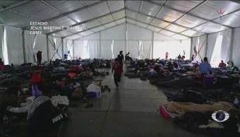 Caravana Migrante Dejará Ciudad De México Viernes