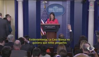 Casa Blanca Justifica Proceder Agentes Fronterizos
