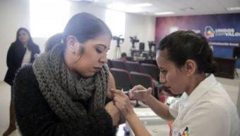 Chihuahua intensifica campaña de vacunación contra influenza