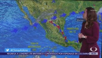Clima Al Aire: Pronostican ambiente frío en la Ciudad de México