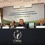cndh tiene 10 hipotesis sobre paradero de normalistas de ayotzinapa