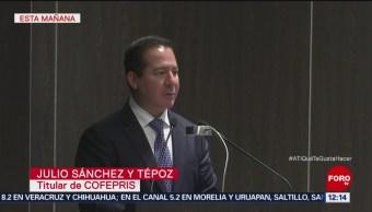 Cofepris anuncia la introducción de productos a base de marihuana