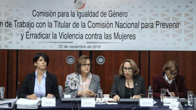 Senadoras cuestionan retraso para activar alerta de género