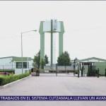 Como es la base militar de Santa Lucía
