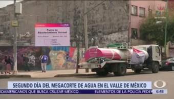 Conagua: Obras del Sistema Cutzamala van al 60 por ciento