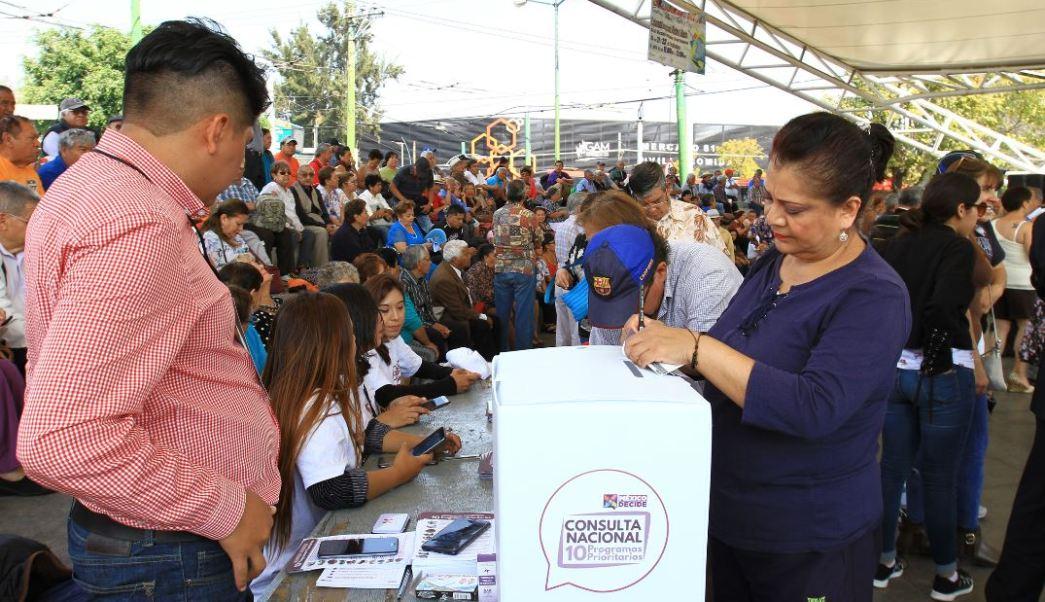 Realizan segunda consulta ciudadana en todo el país