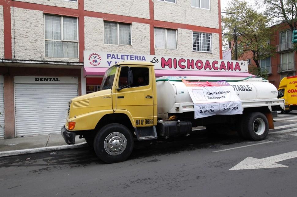 Corte de agua provoca 200 mdp en pérdidas a comercios, dice Canacope