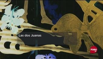 Ofrenda Monumental Claustro De Sor Juana Celebraciones Día De Muertos Las Dos Juanas