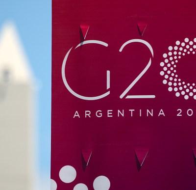 Los temas que discutirán los líderes de la Cumbre G20 en Buenos Aires
