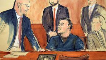 Jurado de 'El Chapo' Guzmán estará parcialmente asilado