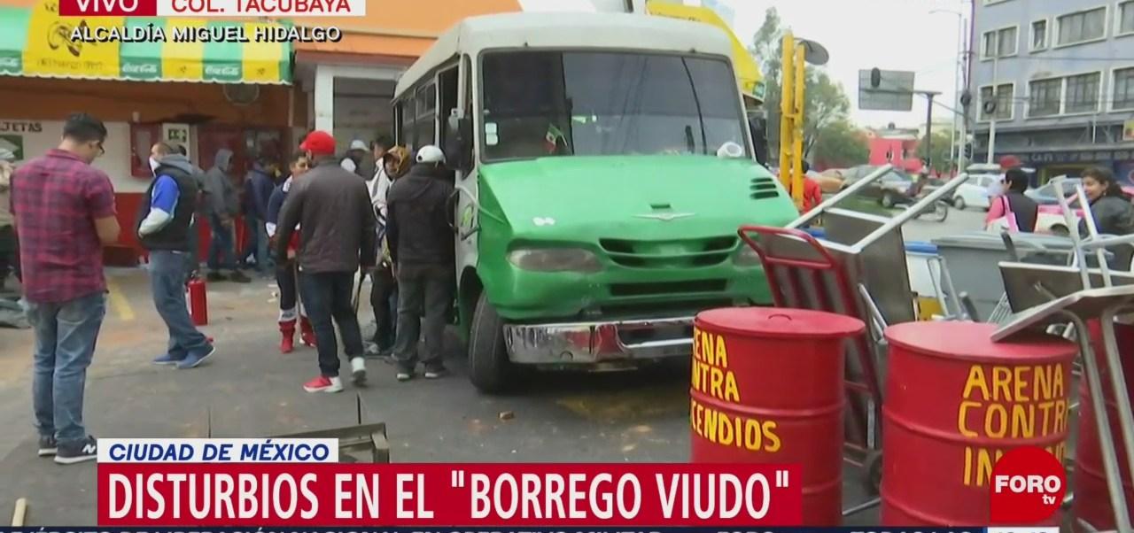 Desalojan a empleados de la taquería 'El Borrego Viudo' en la CDMX