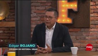 Desarrollo De México Consumación De La Revolución Edgar Rojano, Investigador De La Unam