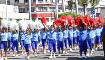 Seguridad Acapulco; saldo blanco desfile conmemorativo