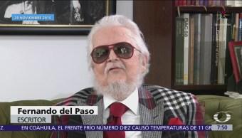 Despierta con Loret recuerda al escritor Fernando del Paso