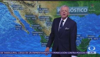 Despierta con Tiempo: Nuevo frente frío en el norte de México