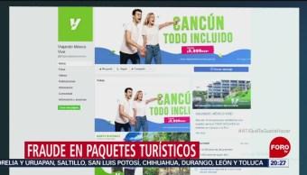 Detectan Fraudes Paquetes Turísticos Policía Cibernética