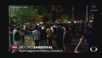 Detienen 253 Menores Ingerir Alcohol Halloween Fiesta