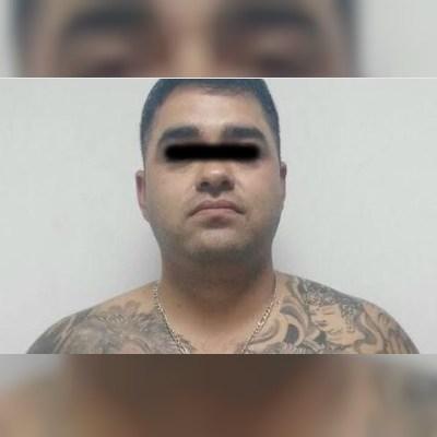 Detienen al líder de 'Los Aztecas', René Gerardo 'N', alias '300'