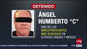 Detienen Querétaro Narcotraficante Ángel Humberto Chávez Gastélum