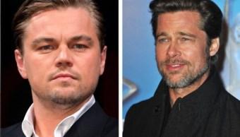 Leonardo DiCaprio y Brad Pitt piden votar en elecciones EU