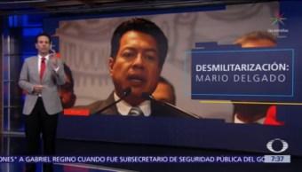 Diputados de Morena buscan modificar concepto de Guardia Nacional
