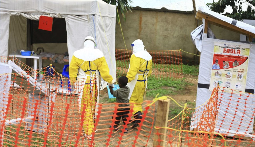 OMS advierte que fin del ébola en el Congo está lejos